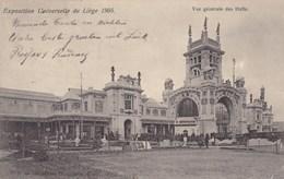 Exposition Universelle De Liège 1905, Vue Générale Des Halls (pk42659) - Liege