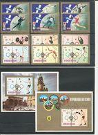 TCHAD  Voir Détail  (12+2blocs) O Cote 11,50$ 1972 - Tchad (1960-...)
