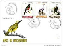 MOZAMBIQUE, FDC AF 199-204 Yv 766-71 (2) - Mozambique