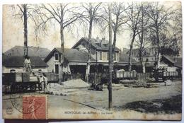 LA GARE - MONTCEAU LES MINES - Montceau Les Mines