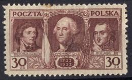 1932 POLOGNE  N* 355 - 1919-1939 Republic
