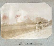 Photographie De Pierrelatte (drome 26) En 1897 - Autres Communes