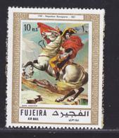 FUJEIRA AERIENS ** MNH Neuf Sans Charnière, 1 Valeur, TB (D4915) Napolèon Bonaparte - Fujeira