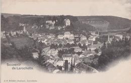 Bm - Cpa Luxembourg - Souvenir De Larochette - Larochette