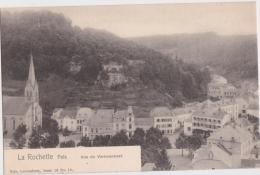 Bm - Cpa Luxembourg - La Rochette Fels - Vue Du Verlorenkost - Larochette