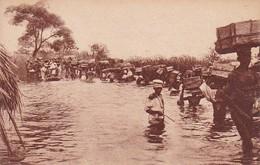 AK Tansania - Übergang Einer Karawane über Den Kondoa - Deutsche Kolonial-Kriegerspende - Ca. 1910 (32836) - Tansania