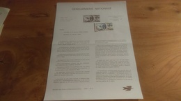 145/ 1970 N° 2 GENDARMERIE NATIONALE - Documentos Del Correo