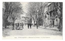 (18721-04) Forcalquier - Boulevard Des Cordeliers - La Sous Préfecture - Forcalquier