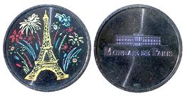 01951 GETTONE JETON TOKEN TOUR EIFFEL - Monnaie De Paris