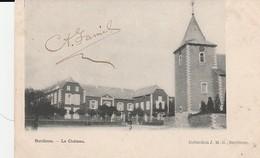 Burdinne   Le Chateau Circulé En 1906 - Burdinne
