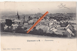 CLERMONT Sur B. - Panorama - Thimister-Clermont