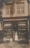 Namur Rue De Fer A Coté Du Cinéma Carte Photo  Circulé En 1914 - Namen