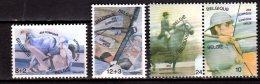 1984 Belgium / Belgique - Olympic Games In Los Angeles - 4v  2171-2174 MNH** Archery, Judo, Horse Riding, Sail - België