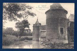 59. Saint-Waast. Le Château De Rametz. Aile Gauche - Bavay