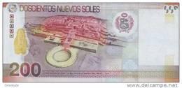 PERU P. 186 200 S 2009 UNC - Pérou