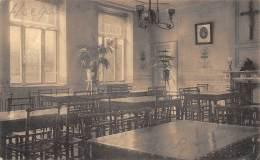 HOUGAERDE Près TIRLEMONT - Pensionnat Des Soeurs De L'Union Du Sacré-Coeur.  Salle à Manger - Hoegaarden