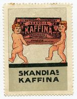 CINDERELLA : DENMARK - KOBENHAVN - SKANDIA KAFFINA - Cinderellas