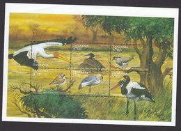 Tanzania, Scott #1792-1795, Mint Never Hinged, Birds, Issued 1999 - Tanzania (1964-...)