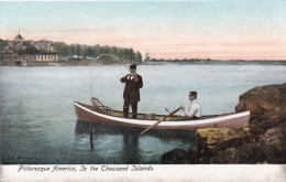 New York Fishing In The Thousand Islands