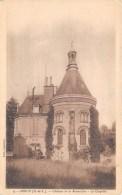 EURE ET LOIR  28  ARROU   CHATEAU DE LA BRUNETIERE - LA CHAPELLE - France