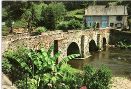 Vigeois Le Vieux Pont Dit Pont Des Anglais 1988 CPM Ou CPSM - Autres Communes