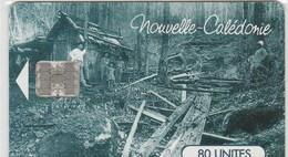 TELECARTE 80 UNITES  NOUVELLES CALEDONIE - New Caledonia