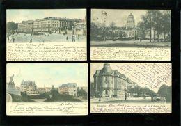 Beau Lot De 60 Cartes Postales De Belgique  Bruxelles Nels Serie 1     Lot 60 Postkaarten Van België  Brussel - 60 Scans - Cartes Postales