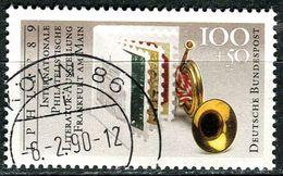 BRD - Michel 1415 - OO Gestempelt (D) - 100+50Pf   IPHLA 89 - [7] West-Duitsland