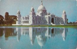 Inde: Calcutta - Victoria Memorial - Carte Non Circulée - Sri Lanka (Ceylon)
