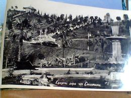 RUSSIA  GEORGIA  Cyxymu - SUKHUMI PARCO E FONTANA N1940 GN21131 - Georgia