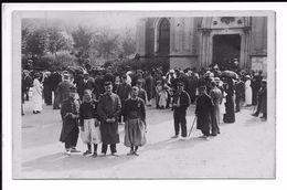 Carte Photo - HOULGATE 14 - Militaires Blessés Ou Malades - Spahis - 1914/1918 - Houlgate