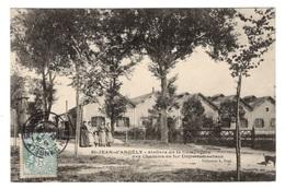 17 CHARENTE MARITIME - SAINT JEAN D'ANGELY Ateliers De La Compagnie Des Chemins De Fer Départementaux - Saint-Jean-d'Angely