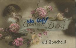 Boechout :  Goedendag    ( 1919  Met Zegel ) - Boechout