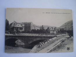 Lozere (48)  Mende // 2 Cartes // Pont De Verliere Et Pont Notre Dame // 19?? - Mende