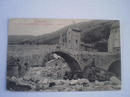 Lozere (48)  Pont De Montvert // 2 Cartes //  // 19?? Et 1949 - Frankrijk