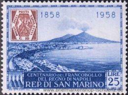 San Marino 1958, Mi. 604-05 ** - San Marino