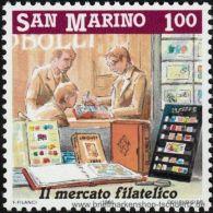San Marino 1991, Mi. 1467-71 ** - San Marino