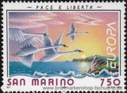San Marino 1995, Mi. 1607-08 ** - San Marino