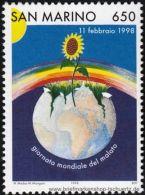 San Marino 1998, Mi. 1756-57 ** - San Marino
