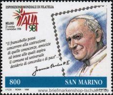 San Marino 1998, Mi. 1802 ** - Nuevos