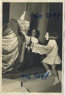 FOTOKAART, SINT NIKLAAS, SAINT NICOLAS (  Chocolade Doos Victoria ) - Saints