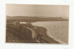 Cp , PAYS DE GALLES,  LLANDUDNO , Marine Drive And West Shore , Vierge , Ed. Judges - Caernarvonshire