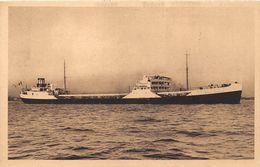 """¤¤   -  Bateau De Commerce """" HENRY-DESPREZ """" De La Compagnie Auxiliaire De Navigation  -  Cargo   -  ¤¤ - Commerce"""