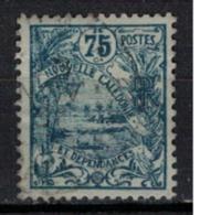 NOUVELLE CALEDONIE      N°  YVERT    123    ( 2 )     OBLITERE       ( O 02/43 ) - New Caledonia