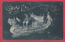 Gent / Gand 1905 - Fête Vénitienne - L'Ambassade De Venise 2e Partie ... Artiste : Mr Jotthier - 15 ( Voir Verso ) - Gent