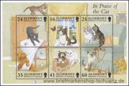 Alderney 1996, Mi. Bl. 2 ** - Alderney