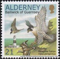 Alderney 2000, Mi. 145-50 A ** - Alderney