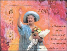 Alderney 2000, Mi. Bl. 8 ** - Alderney