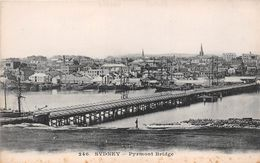 ¤¤   -  AUSTRALIE  -  SYDNEY  -  Pyrmont Bridge   -  ¤¤ - Sydney