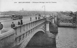 ¤¤   -  AUSTRALIE  -  MELBOURNE   -  Princes Bridge ( Sur La Yarra )   -  ¤¤ - Melbourne